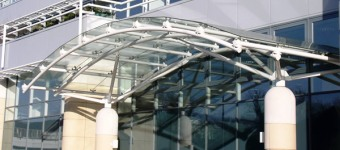 Structural Glass Canopies
